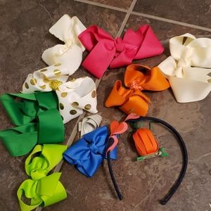 Other - Hair bow bundle!